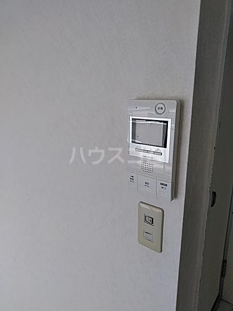 ウイングコート洗足 303号室のセキュリティ