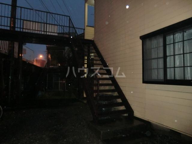 第2サンハイツ・カナイ 204号室の景色