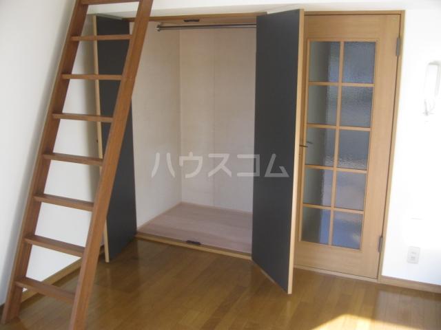 第2サンハイツ・カナイ 205号室のベッドルーム