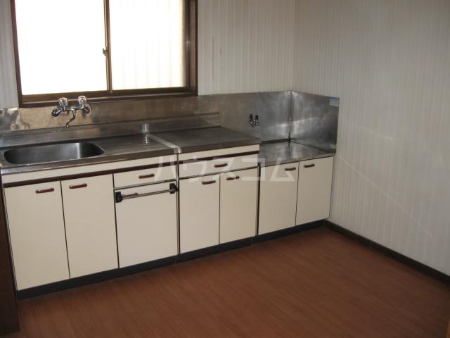 ユーコーポ 202号室のキッチン