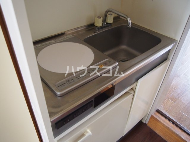 ライフピアⅡ 203号室のキッチン