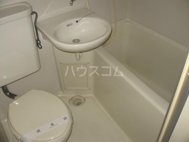 ライフピアⅡ 203号室の風呂