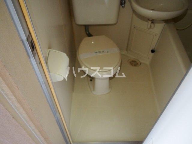 ライフピアⅡ 203号室のトイレ