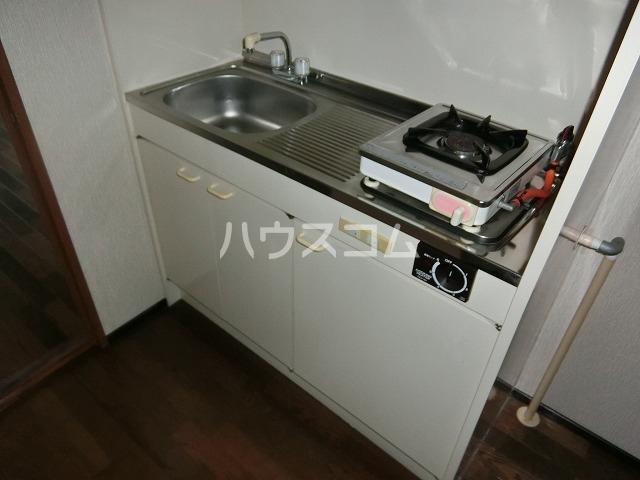 アーバンパレス二番館 106号室のキッチン