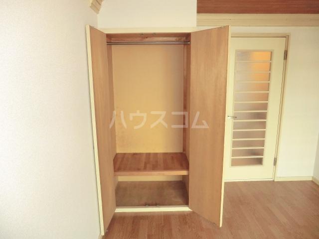 シティパレス熊谷3 101号室の収納