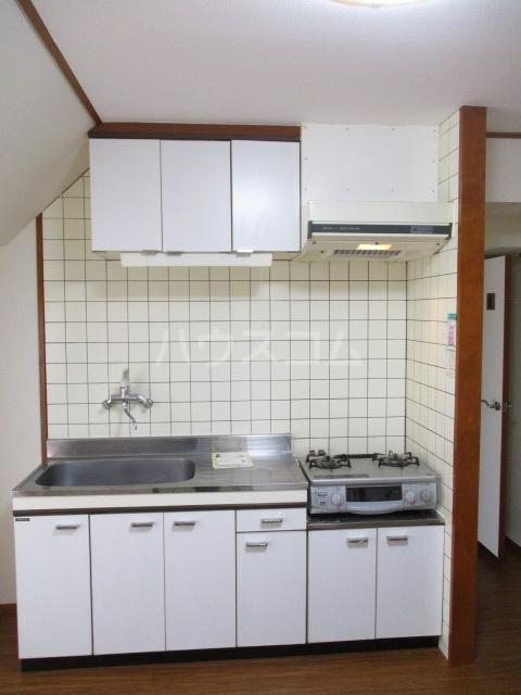 エミネンスいづみ 403号室のキッチン