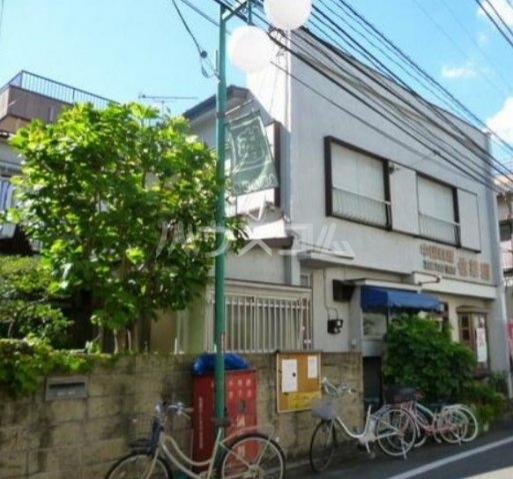 会田荘の外観