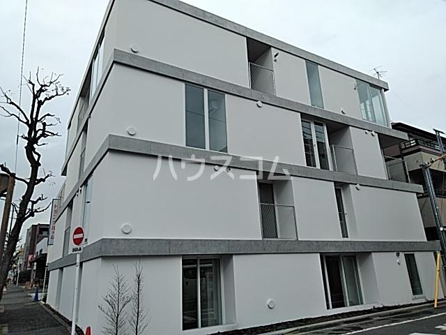 Higashitamagawa Apartment外観写真