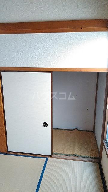 長谷川ハイツ 202号室の収納