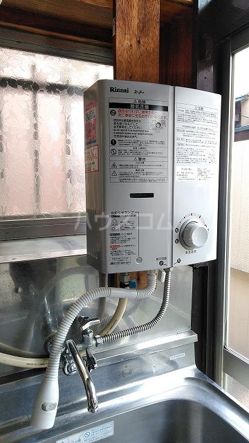 長谷川ハイツ 202号室の設備