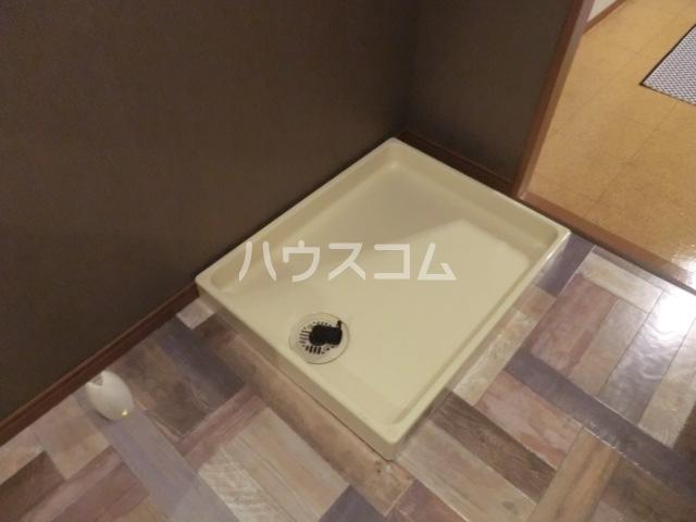 センティス 101号室の洗面所