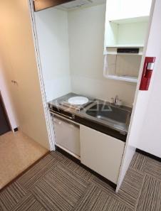 メゾン大塚 611号室のキッチン