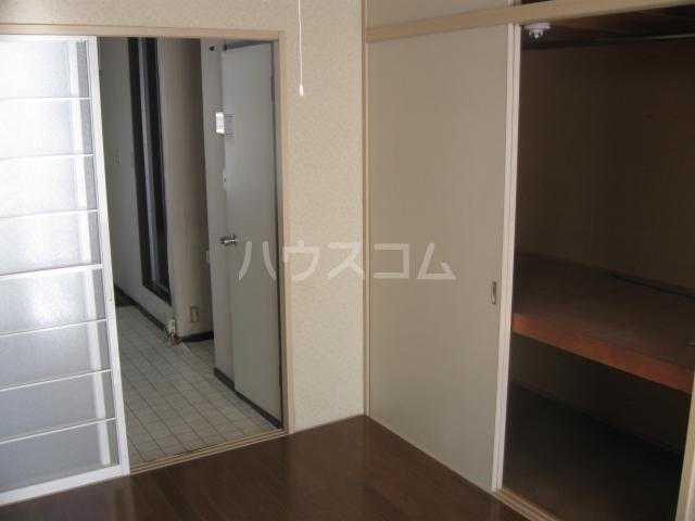 パナハイツ松村B 18号室のリビング