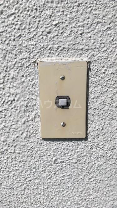 総和ハイツ6 302号室のセキュリティ