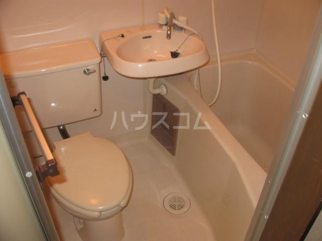 豊島ハイツ 208号室の風呂