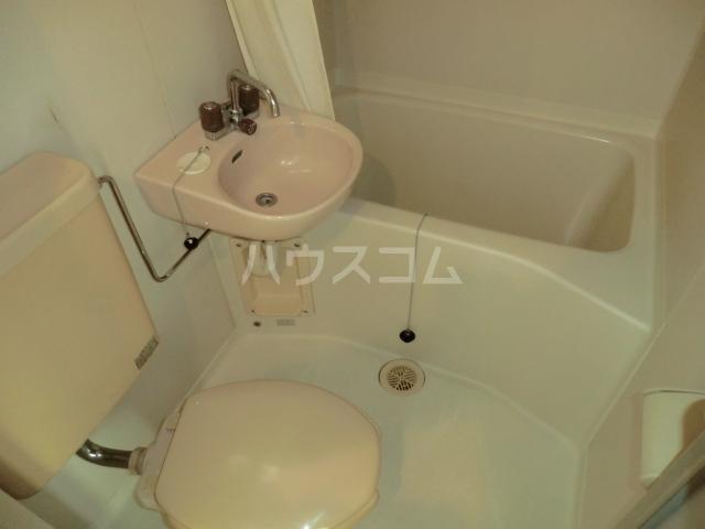 グランコート熊谷弐番館 401号室の風呂