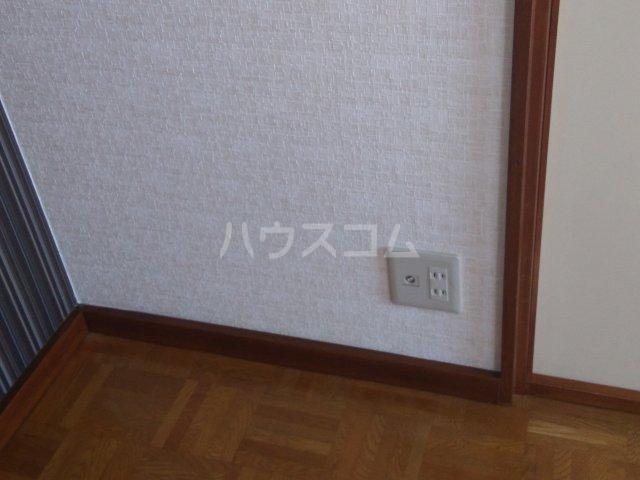 第3セピアハイツ 201号室の玄関