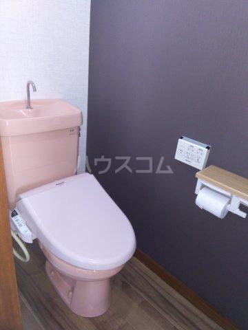 第3セピアハイツ 201号室のトイレ