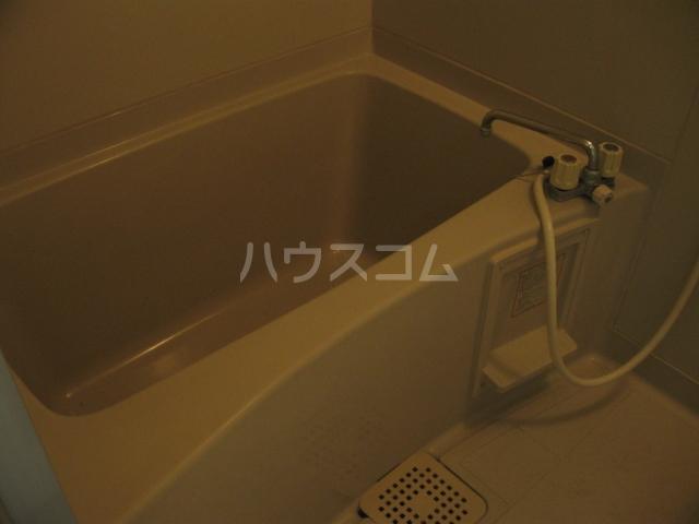 パナハイツ松村A 20号室の風呂