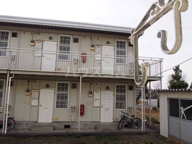 パナハイツ松村A 6号室の景色