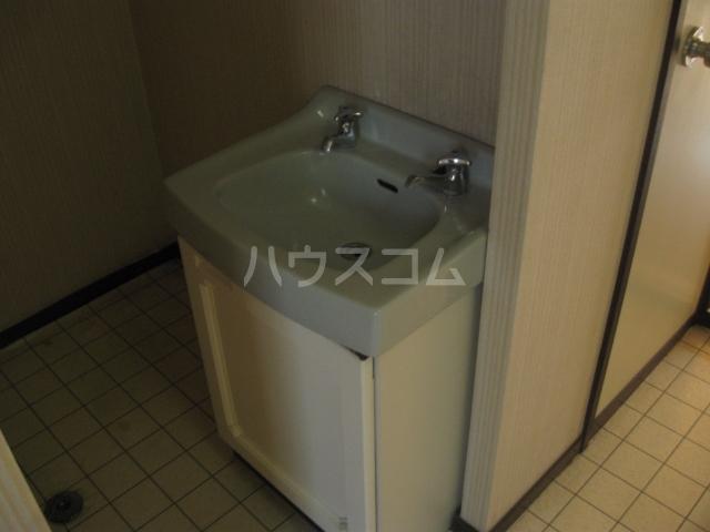 パナハイツ松村A 6号室の洗面所
