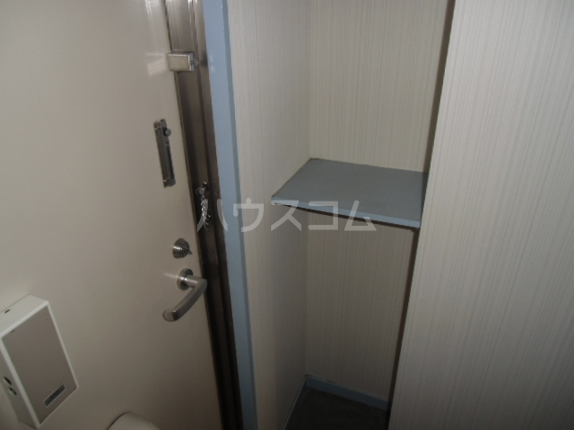 CENTURY21 104号室の収納