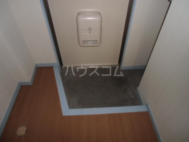 CENTURY21 201号室の玄関
