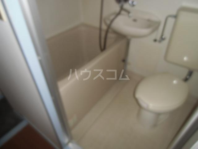 CENTURY21 201号室のトイレ