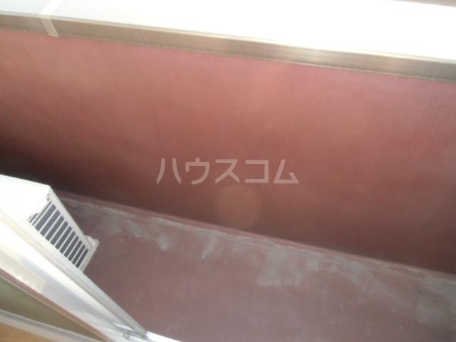 CENTURY21 201号室のバルコニー