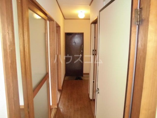 コーポ太田 201号室の玄関