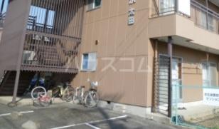 コーポ太田 201号室の駐車場