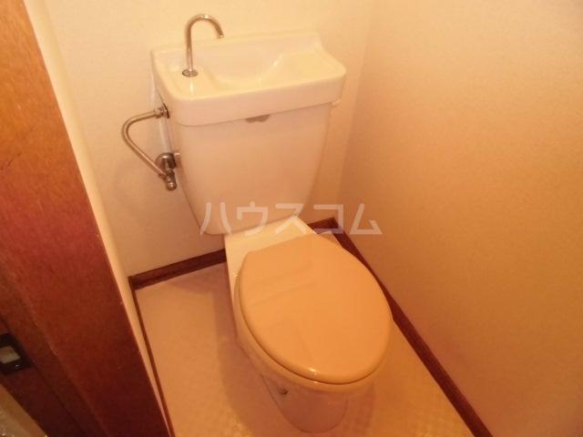 コーポ太田 201号室のトイレ