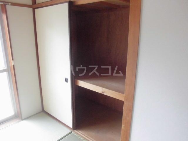 コーポ太田 201号室の収納