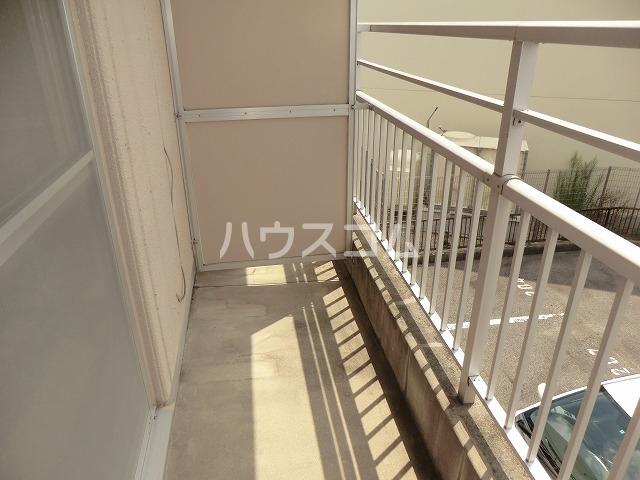 コーポ東海 101号室のバルコニー