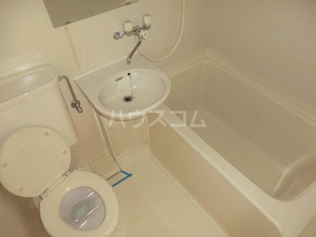 ハイツ松栄A 205号室の洗面所