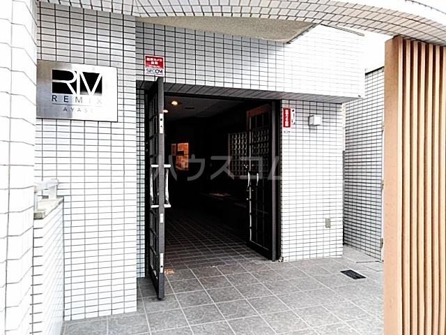 リミクス綾瀬 601号室のエントランス