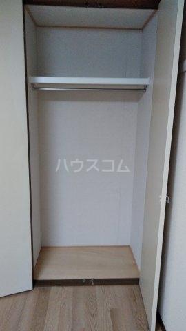 CELL HOME 303号室の収納