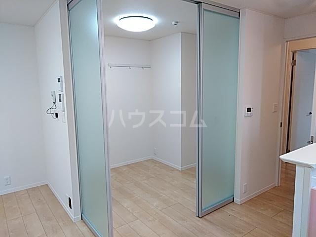 エコライフ長鶴 102号室の居室