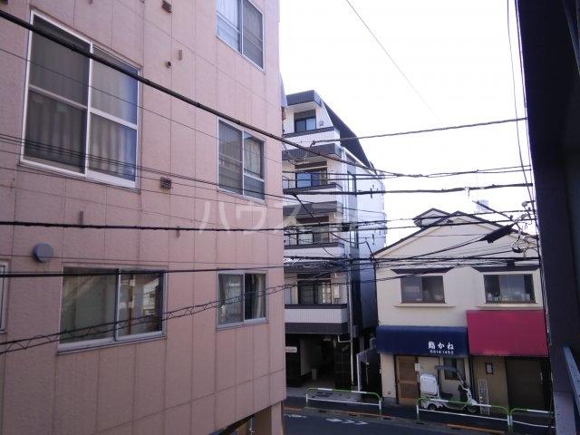 横山マンション 201号室の景色