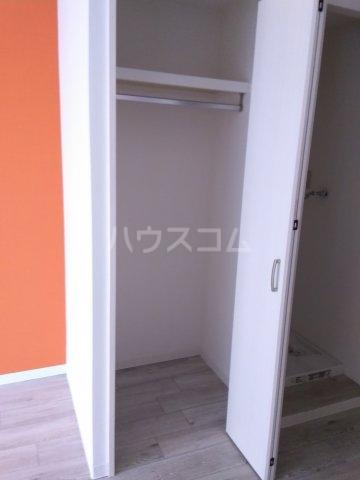 横山マンション 201号室の収納