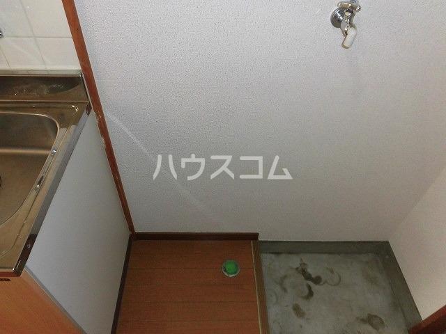 コーポ栄 110号室の設備