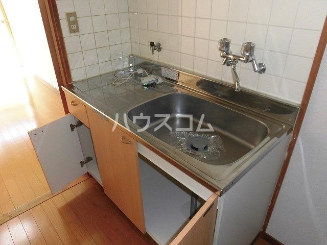 コーポ栄 209号室のキッチン