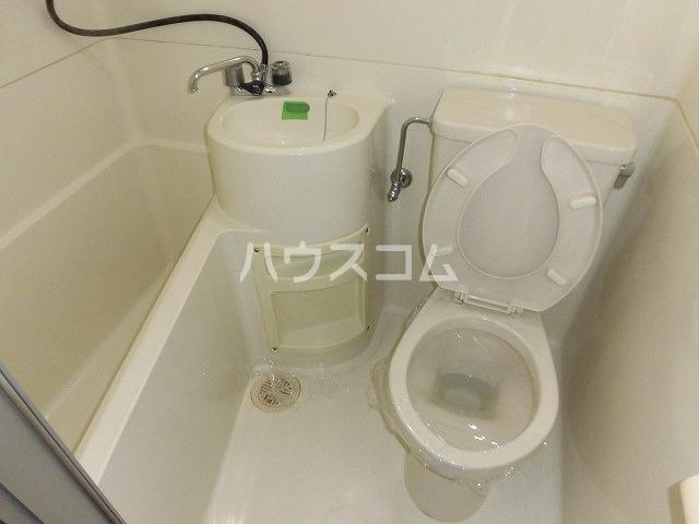 コーポ栄 209号室の風呂