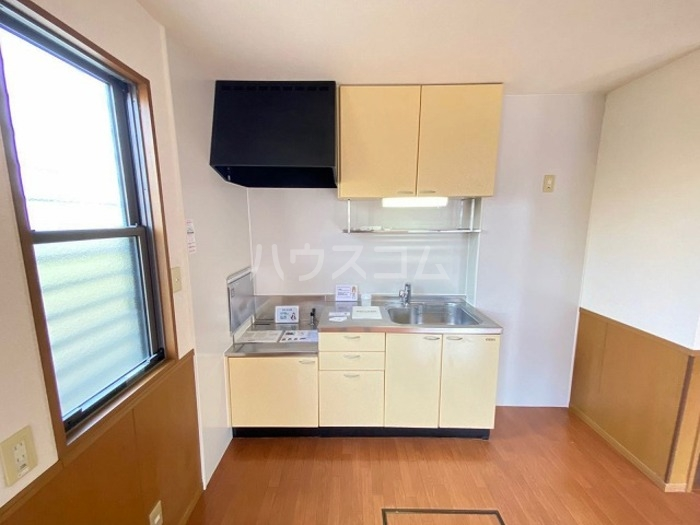 ラファエルⅠ 201号室のキッチン