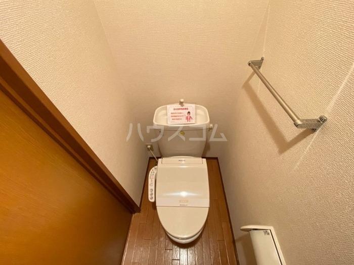 ラファエルⅠ 201号室のトイレ
