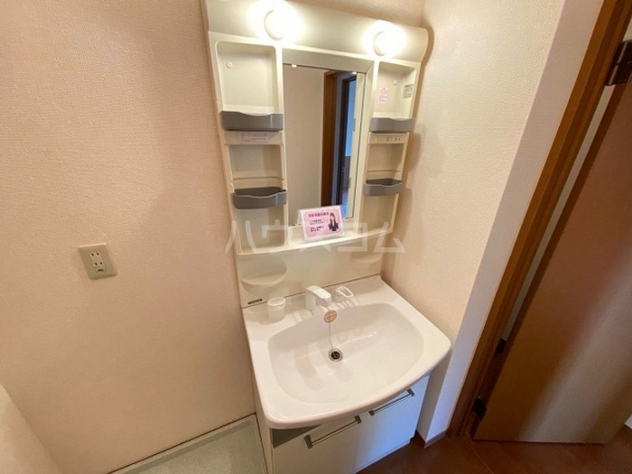 ラファエルⅠ 201号室の洗面所