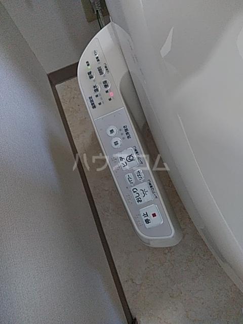ウインズ洗足池 101号室の設備