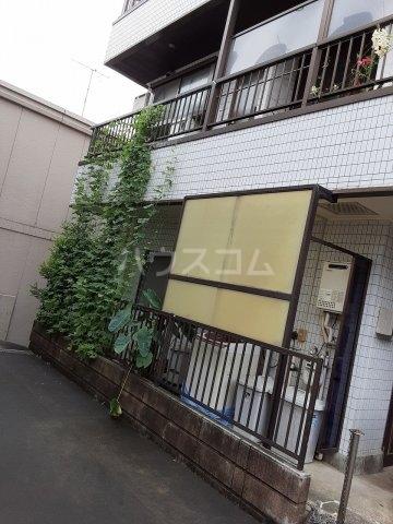 佐藤ハウス 103号室のバルコニー