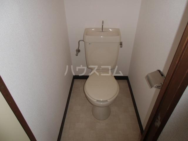 ビレッジ半城土 202号室の風呂