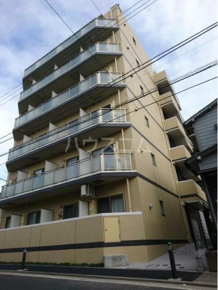 SS.Advance横濱阪東橋ex 602号室のエントランス